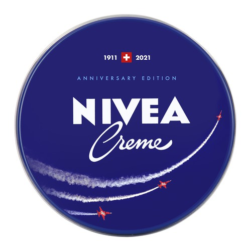 Tin concept for Nivea