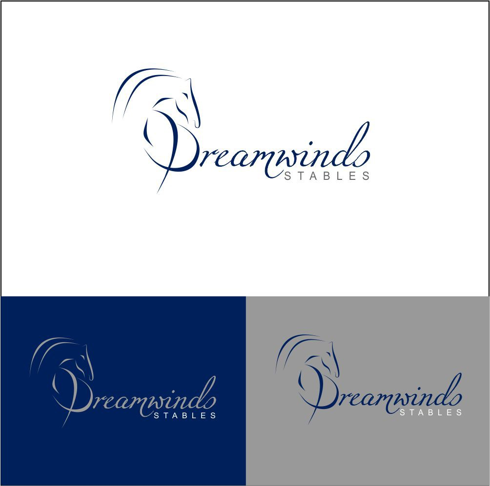 Dreamwinds Stables needs a logo!