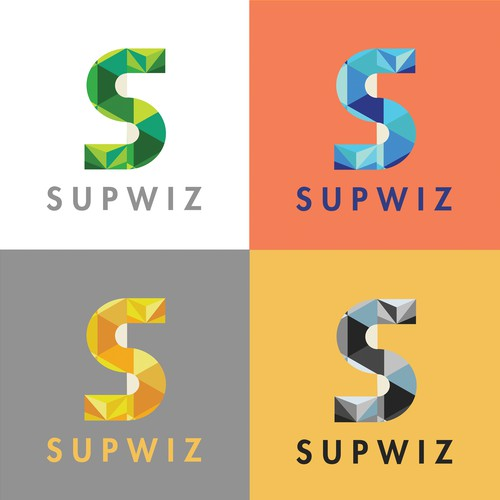 Logo & brand identity for Sup Wiz