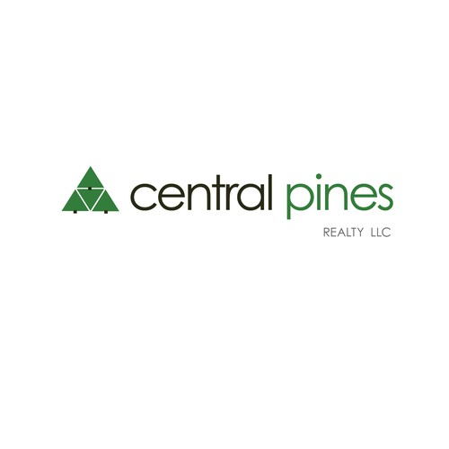 Logo for Central pines