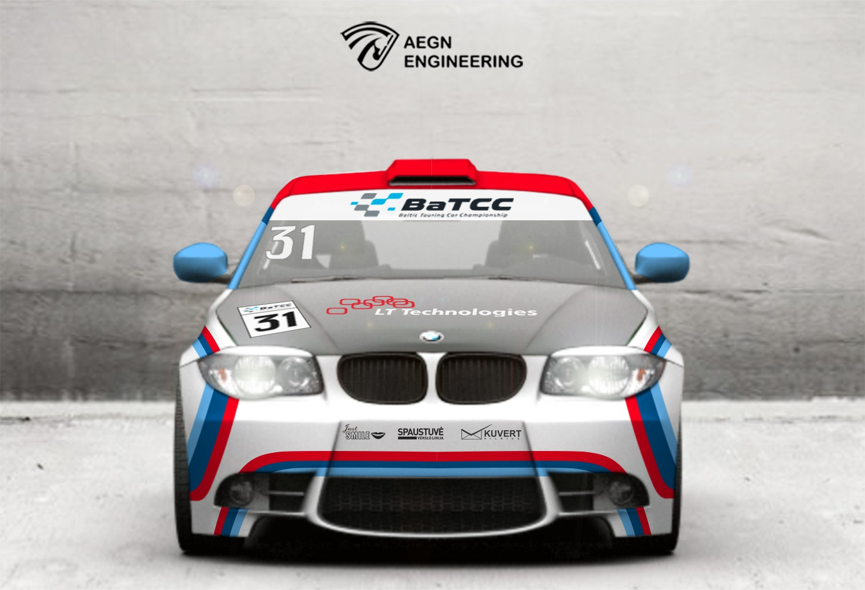 AEGN Racing Livery