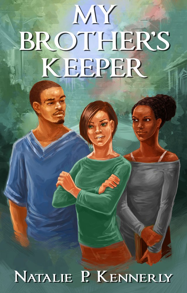 Create the next book cover for Natalie P. Kennerly Young Adult/Teen Urban Romance/Fiction