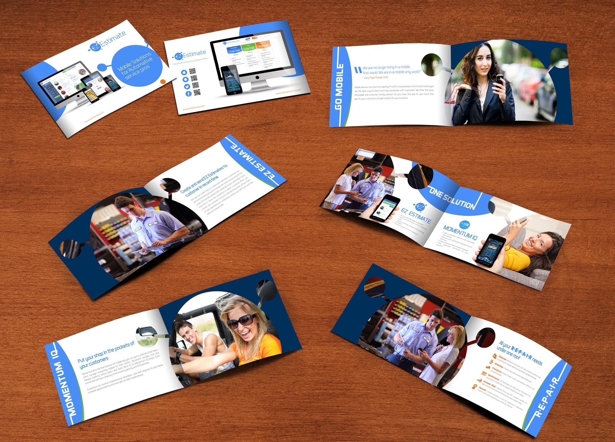 Mobile Solution Sales Brochure