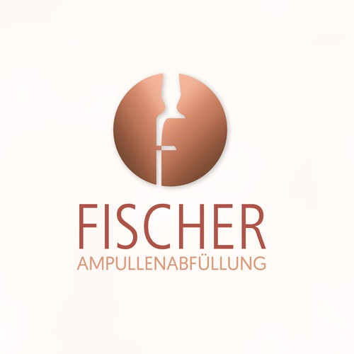 Finalist Logo concept for industrial production