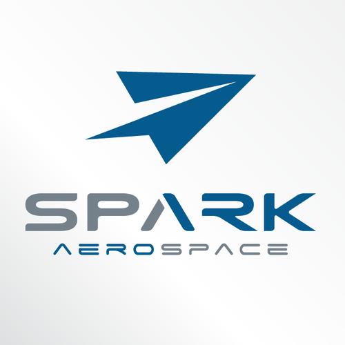 Logo design for Spark Aerospace