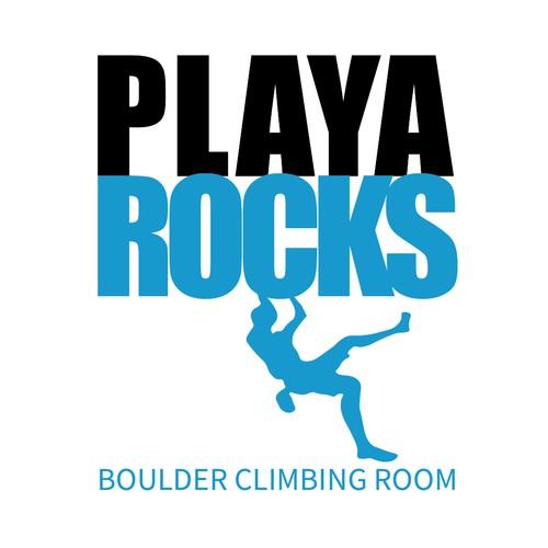Playa Rocks Logo 2