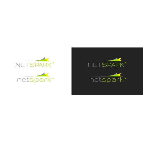 Create a winning logo design for netspark