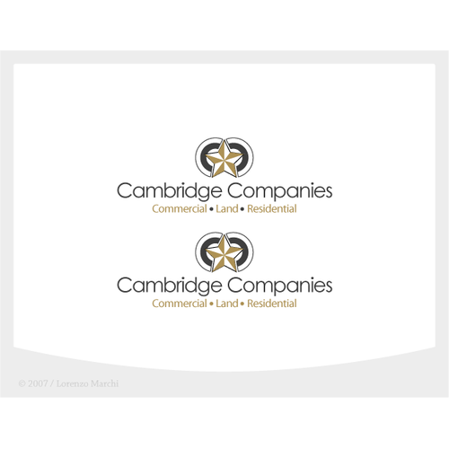 Logo for Real Estate Services Company