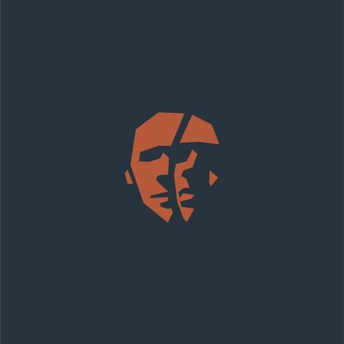 Double face logo