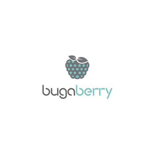 organic logo for diaper bag