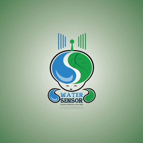 Logo Entry Water Sensor