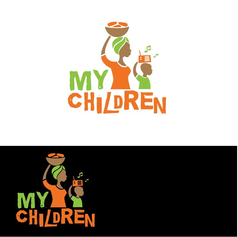 Create the next logo for My Children radio drama