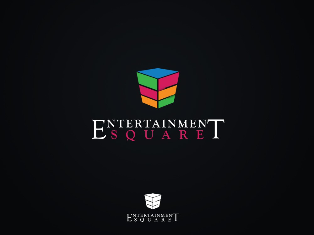 Fun Logo for Entertainment Square