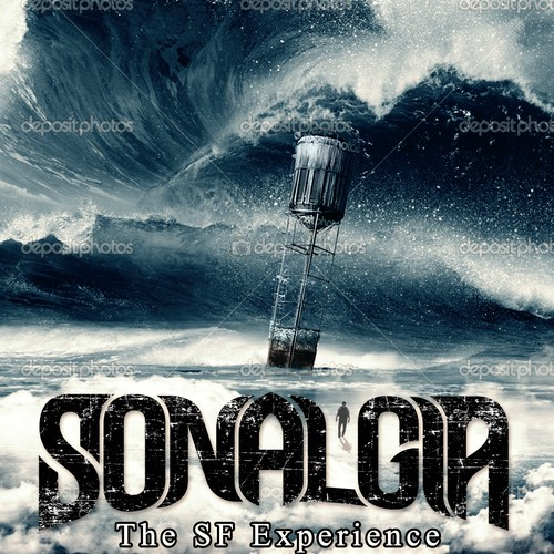 Album cover for rock band Sonalgia