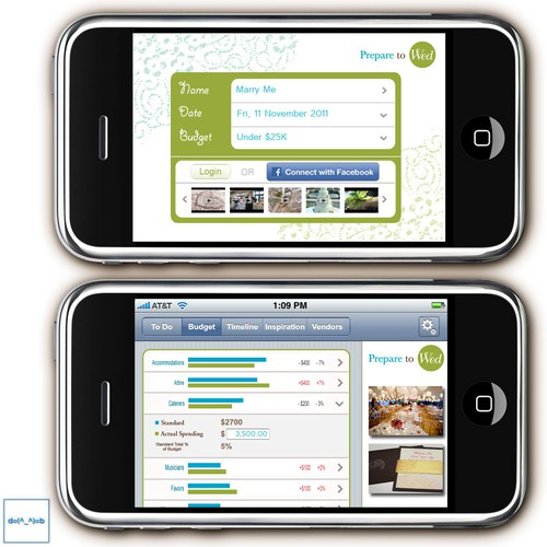 New app design wanted for Prepare To Wed