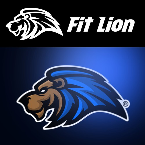 Fit Lion Logo ;)