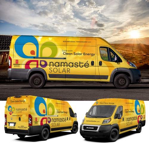 Solar Van Design