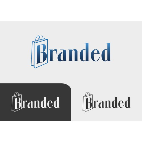 Help Branded with a new logo