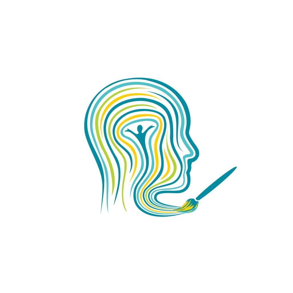 Erstelle ein Logo für meine Praxis für Kunsttherapie & Beratung