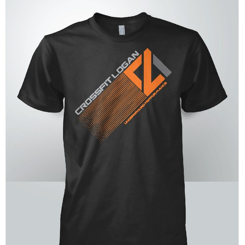 CrossFit Logan - T Shirt Design
