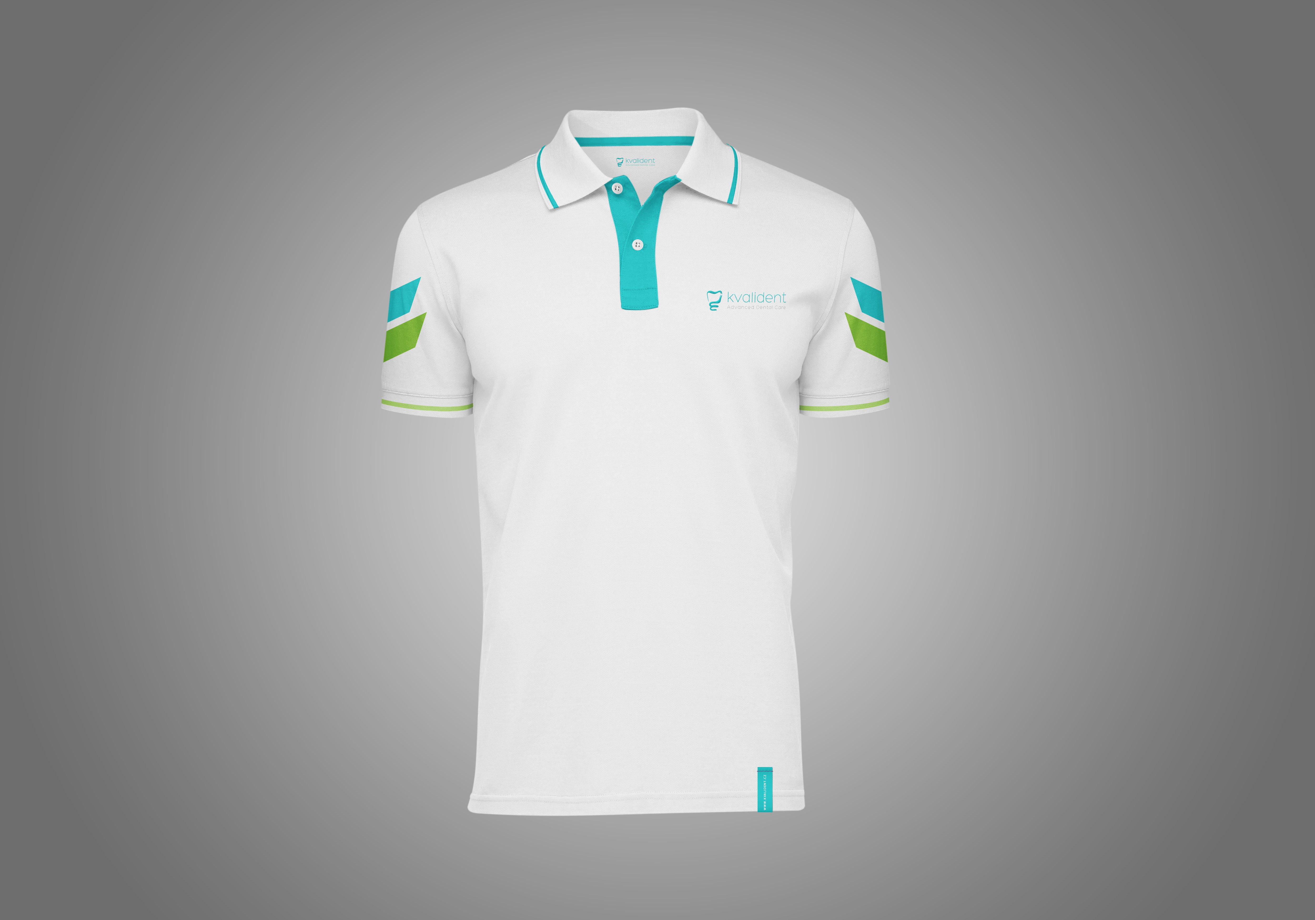 Polo T-shirt for Dental Clinic Team