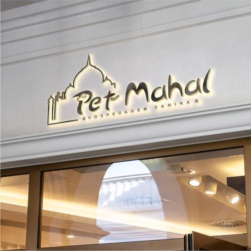 Logo para pet shop