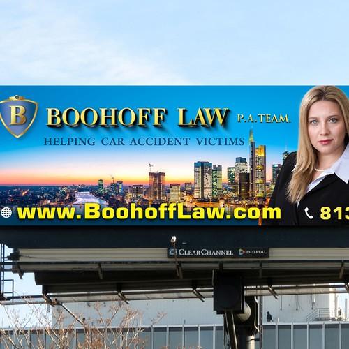 Law billboard