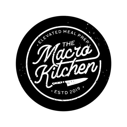 Logo design for Macro Kitchen