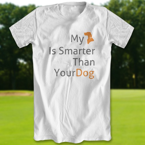 T-Shirt Design for Dog Adopter