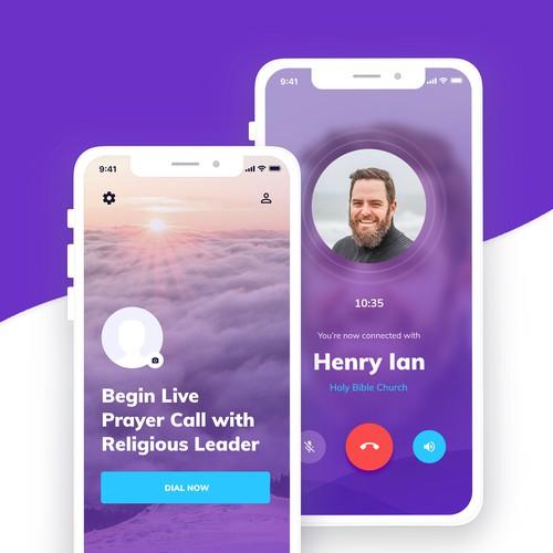 Divine Dial App