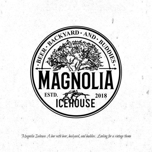 Magnolia Icehouse