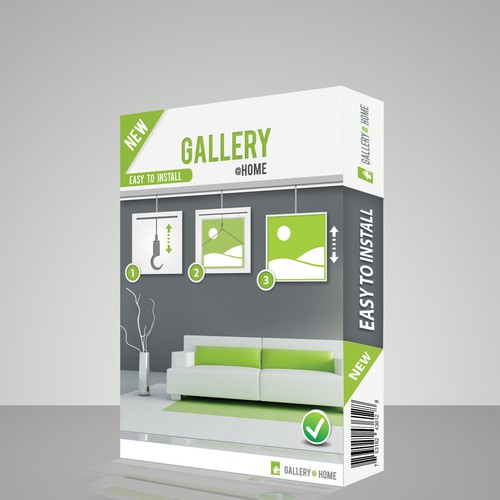 Create the next product packaging for EHI