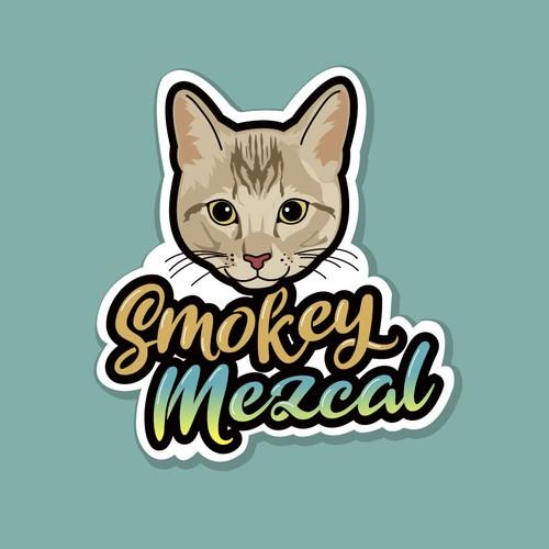 Smokey Mezcal Logo