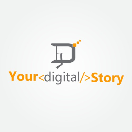 logo for Your Digital Story