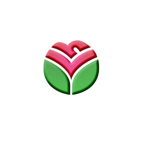 LH logo design.