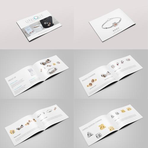 Brochure for UNIQUE