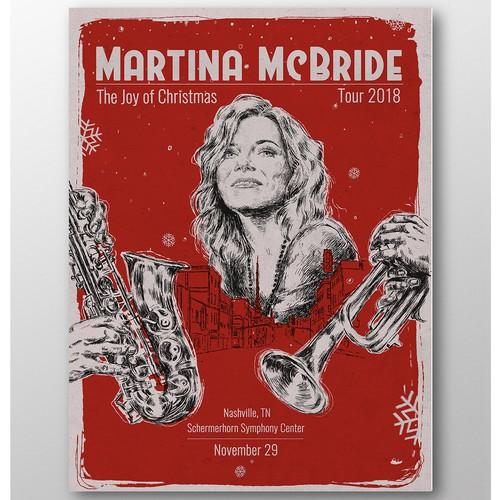 Martina McBride Poster Tour