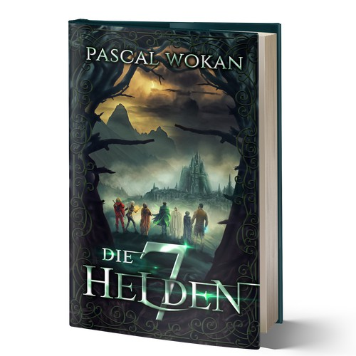 Die sieben Helden book cover