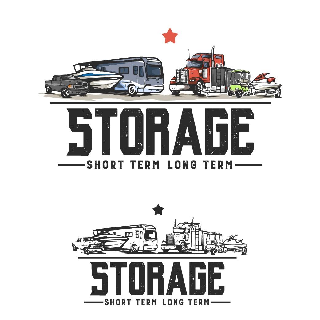Outdoor Vehicle Storage Logo