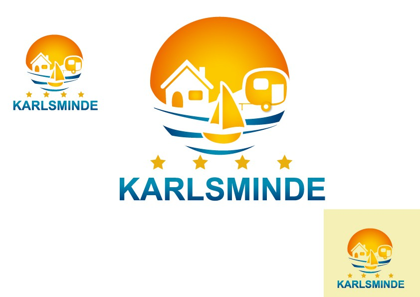 Create the next logo for Karlsminde