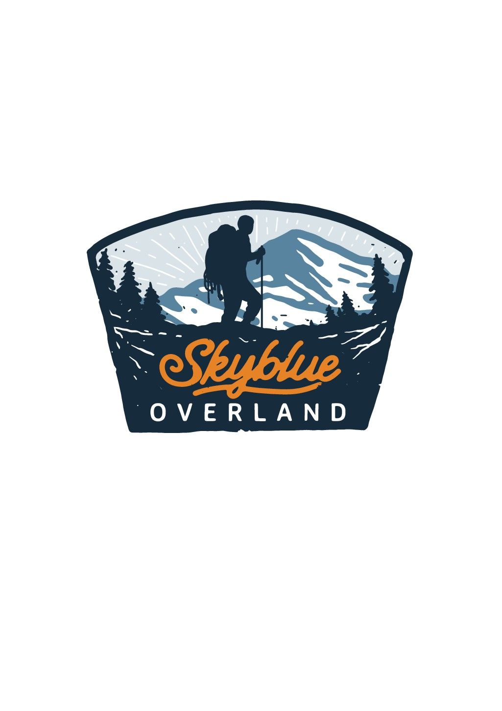 Skyblue Overland Hat and Cap Design