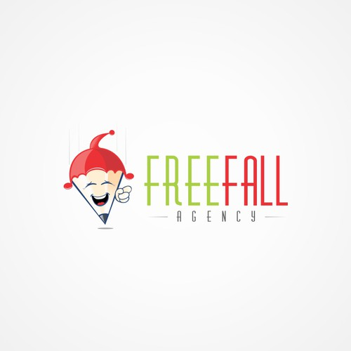 logo for free fall agency