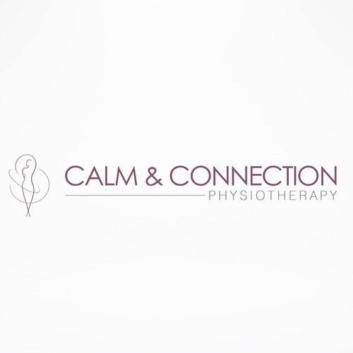 Logo for Calm & Connection