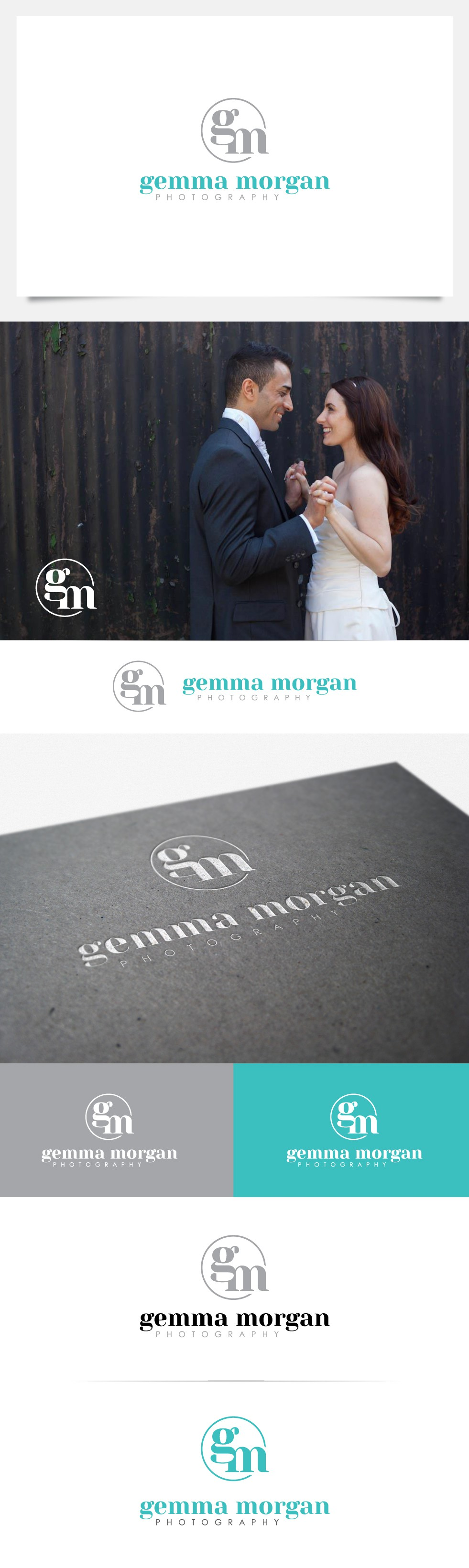 Gemma Morgan Photography needs a new logo