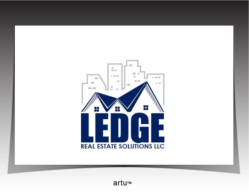 logo for Ledge Real Estate Solutions LLC