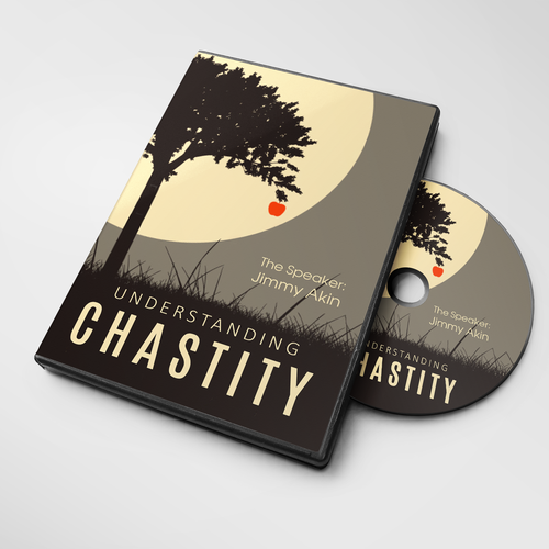 """DVD Cover """"Understanding Chastity"""""""