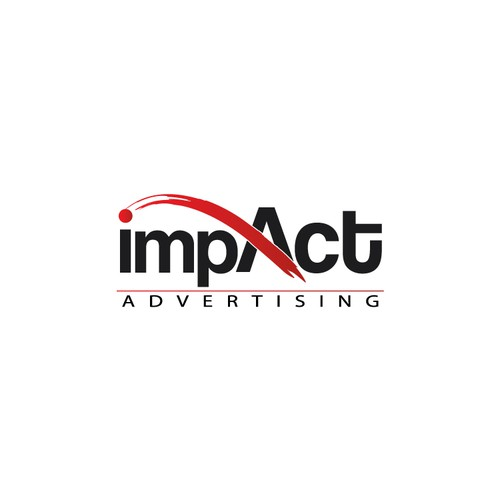 logo for iMPACT ADVERTISING