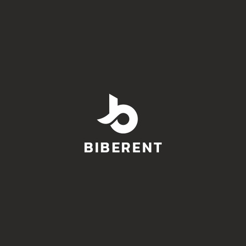 Logo design for Biberent