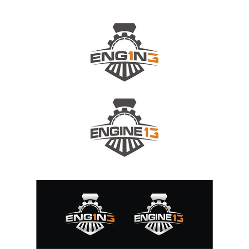 ENGINE 13, a start-up Online Consultancy needs your help to create a logo!