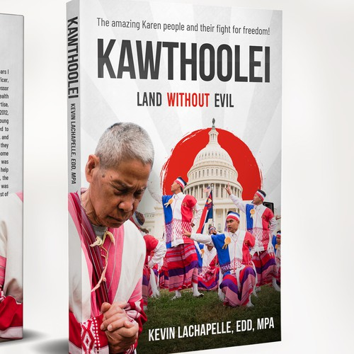 "Book Cover for ""Kawthoolei"""